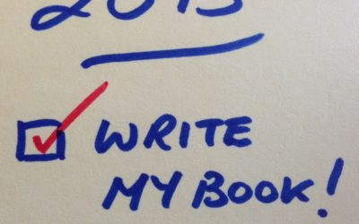 Five Tips for Sustaining a New Year's Writing Resolution