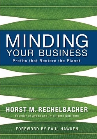 Minding Your Business by Horst Rechelbacher